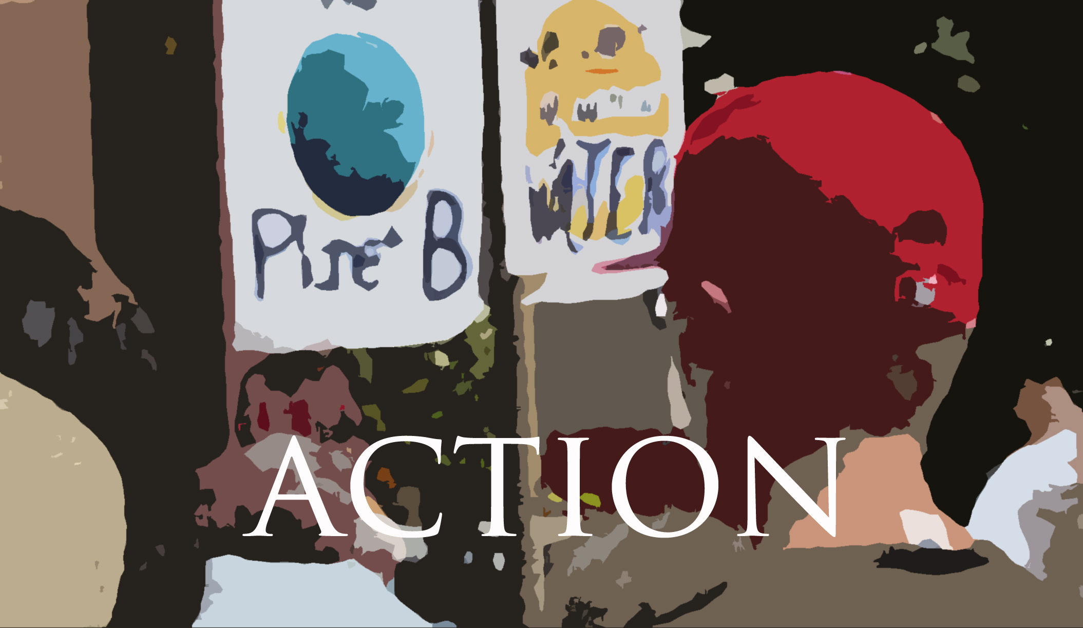 Action: Against